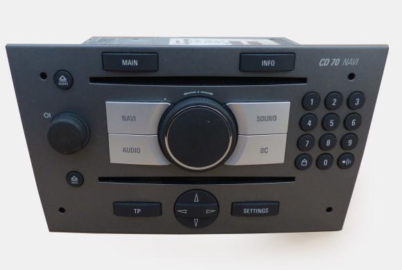 CD70 Navi
