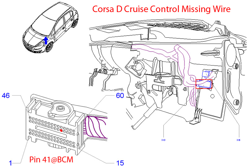 corsadcruise1 vauxhall corsa d wiring diagram efcaviation com vauxhall corsa 1.2 wiring diagram at virtualis.co