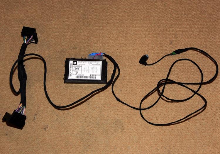 Astra H Bluetooth Retrofit Kit