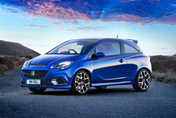 VAUXHALL TO UNLEASH NEW CORSA VXR AT GENEVA