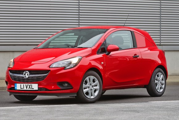 VAUXHALL ANNOUNCES ALL-NEW CORSAVAN